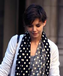 hairstyles for short hair katie holmes hairstyles for short