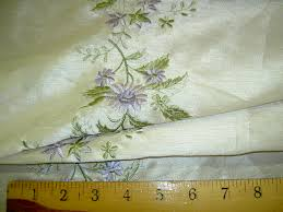 Discount Western Home Decor Embroidered Silk Discounted Kavita Textile Pattern Chinese Fabric