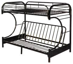 Black Futon Bunk Bed Bunk Beds For Sale