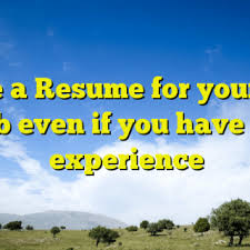 Resume For First Job No Experience by Resume Archives Australia Ma Nepali