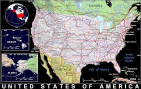 Free United States Map by Us United States Public Domain Maps By Pat The Free Open