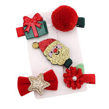 christmas hair accessories hair lovely deer hair accessories