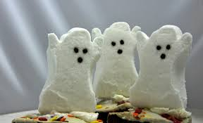 halloween ghost cupcakes free stock photo public domain pictures