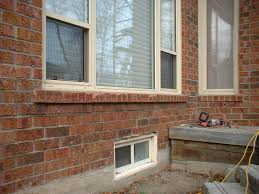 Brick Loft by Deteriorating Brick Sills That Needs Replacing Window Sills