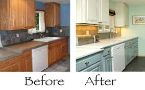 before and after kitchen cabinets chalk paint kitchen cabinets before and after narrg com