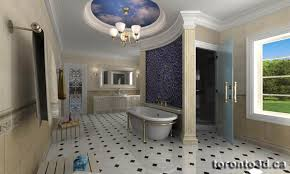 Darchitecturalrenderingandvisualizationtorontodclassic - Bathroom designers toronto