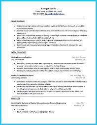 Sample Resume Formats For Freshers by Impressive Resume Format 25 Latest Sample Cv For Freshers Best