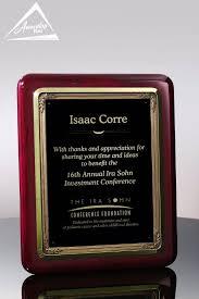 retirement plaque evan rosewood retirement plaque awarding you