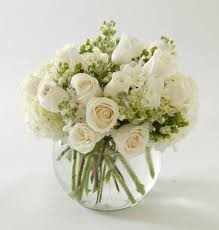 white floral arrangements pictures of flower arrangements with roses savingourboys info