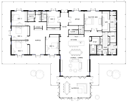 Big Floor Plans by House Plans 6 Bedrooms Terrific 15 Print This Floor Plan Print All