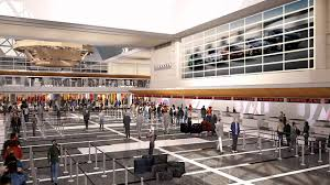 Los Angeles Airport Terminal Map by Experience Lax U0027s New International Terminal In 3d Youtube