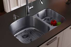 Composite Undermount Kitchen Sink by Fabulous Undermount Kitchen Sink Installation Granite Countertop