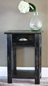 ana white build a simple nightstand diy projects