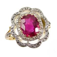 the best vintage style engagement rings luxury