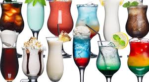 award winning mixed drinks and cocktails bartender drink