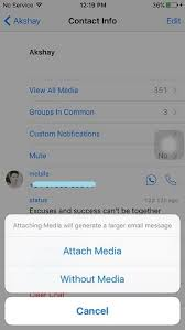 transfer whatsapp messages from iphone to android how to transfer whatsapp chat history from iphone to android phone