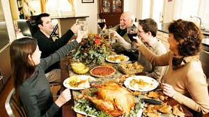 families thank your boomers at thanksgiving