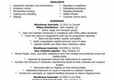 Warehouse Worker Resume 100 Resume Forklift Operator Custom Admission Paper Editing