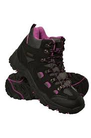 womens boots for hiking adventurer womens waterproof boots mountain warehouse us