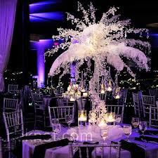 ostrich feather centerpieces cheap white ostrich feather plume 14 16inch35 40cm wedding