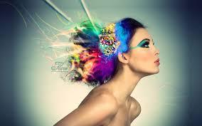 design creative hair wallpaper colorful designs wallpaperspics