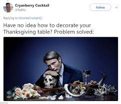 ivanka s thanksgiving clam mocked in hilarious memes daily