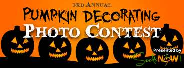 3rd Annual Pumpkin Decorating Contest