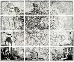 Ancient Italy Map Stock Photos by Mapcarte 356 365 The Nolli Map By Giambattista Nolli 1748