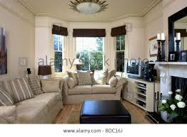 Bay Window Living Room Home Design Ideas - Furniture placement living room bay window