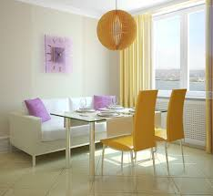 How To Make Furniture by How To Make A Small Dining Room Look Bigger