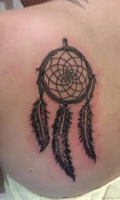53 fine dream catcher shoulder tattoo designs