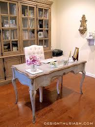 Country Home Office Furniture by Home Office Transforming The Study With French Style Furniture