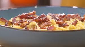 mytf1 cuisine mariotte recette de véritables spaghetti carbonara petits plats en equilibre
