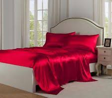 Playboy Bunny Bedroom Set by Satin Sheets And Pillowcases Ebay