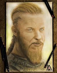 why did ragnar cut his hair why did ragnor cut his hair vikings shaved head new style for
