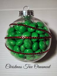 christmas ornament craft with m u0026m u0027s food crafts and family