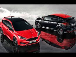 ford crossover 2016 2016 ford focus sport race red and panther black youtube