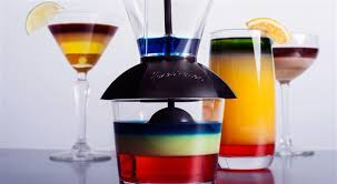 rainbow cocktail drink cocktails make layered cocktails like a boss
