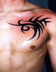 tribal chest tattoos designs ideas and meaning tattoos for you