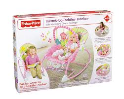 Toddler Rocking Recliner Chair Amazon Com Fisher Price Infant To Toddler Rocker Princess Mouse