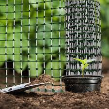 garden u0026 trellis mesh decorative plastic garden mesh
