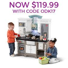 lifestyle dream kitchen play kitchen step2