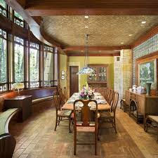 Arts And Crafts Dining Room Furniture by Arts And Crafts Dining Room Houzz