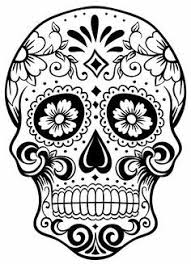 sugar skull design search holidays