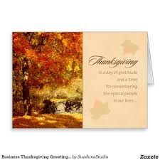 thanksgiving business cards message corporate free printable