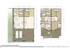100 terraced house floor plan 19 best house images on
