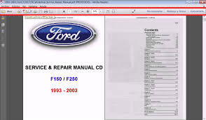 manuales pdf ford f150 1993 a 2003 youtube