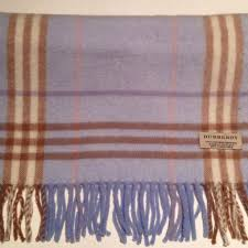 light blue burberry scarf find more auth burberry scarf muffler 50 cashmere 50 wool light