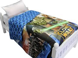 Space Bedding Twin Star Wars The Clone Wars Bedding Set Twin Size Bed In A Bag Home