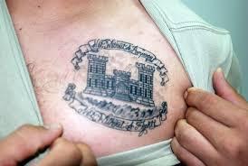 tattoo ideas for engineers army tattoo on chest www hoggifts com future job pinterest